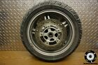 2011 SUZUKI AN 650 BURGMAN EXECUTIVE ABS REAR WHEEL RIM W/TIRE BRAKE DISC AN650