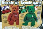 JUNE 1998 MARY BETH'S BEANIE WORLD VOL 1 NO 5 ERIN COVER/ Britannia also