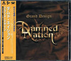 DAMNED NATION GRAND DESIGN PCCY-01451 CD JAPAN 2000 NEW