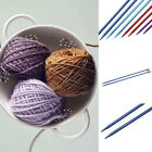 35 cm Long Colored Wool Knitting Needle Diy Hand Knitting Needle Kit Sets New