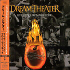 DREAM THEATER Live Scenes From NEW York AMCY-7291~3 CD JAPAN 2001