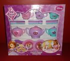 DISNEY SOFIA THE FIRST ROYAL DINNER PARTY PLAY SET 26 PIECES SERVES 4 NEW NIB