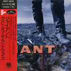 GIANT Last Of The Runaways PCCY-10014 CD JAPAN 1989