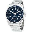 Gucci Blue Dial Stainless Steel Men's Watch YA136203