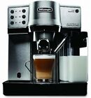 Espresso Cappuccino Maker Machine Coffee Bar Cafe Au Lait Latte Milk Frother New