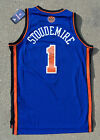 New York Knicks AMARE STOUDEMIRE Signed Autographed EVO 30 Jersey COA PROOF! MVP