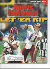 Mark Rypien Washington Redskins Signed Sports Illustrated COA