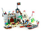 Pirate series: The Pirate Bases Castle and Ships building block toy fit lego