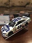 2014 JIMMIE JOHNSON LOWES VALSPAR AUTOGRAPHED SIGNED 1 24 ACTION w COA