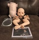NEW Luna Reborn Fairy Baby Doll Kit By Olga Auer Sold out