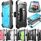 Heavy Duty Armor Shockproof Belt Clip Holster Cover Case for iPhone 6 6S 7 Plus