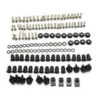 Complete Fairing Bolts Kit Screws for KAWASAKI Ninja ZX6R 2005-2006 ZX636 ZX-6RR