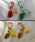 Chili powder hot pepper small portable container 4g travel gift hiking keychain