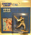 STARTING LINEUP – DEREK JETER of the NEW YORK YANKEES – VARIOUS YEARS – NEW