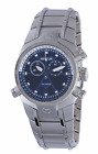 Sector Men's R3271695135 Chronograph Blue Dial Stainless Steel Date Wristwatch