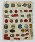 39 ANTIQUE TOBACCO TAGS SOME SCARCE AND RARE