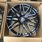 Mercedes Benz W463 G GLASS BLACK wheels rims 22 B style FITS Benz G500 G55 G63
