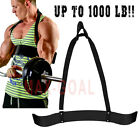 TOP Heavy Duty Arm Isolator Blaster Body Building Bomber Bicep Curl Triceps Bar