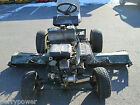 National 84 Triplex Reel Mower used riding lawn tractor from golf course 16 hp