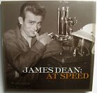 JAMES DEAN AT SPEED By Lee Raskin PORSCHE SPYDER Signed By The Author PHOTOS