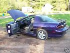 1997 CAMARO RS T TOPS 30TH ANN CAR 38 AUTOMATIC PARTS ONLY CAR