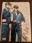 Autographed Bo Schembechler Michigan