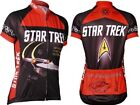 Retro Image Apparel Womens Star Trek Cycling Jersey