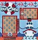 OUT 2 SEA cruise vacation 2 premade scrapbook pages paper piecing disney CHERRY