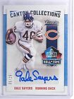 2016 Classics Canton Collections Gale Sayers Autograph #D05 25 #CANGS *60421
