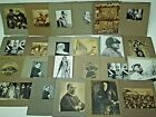 33 VINTAGE IMAGES PRINTS PHOTOS BENITO MUSSOLINI FROM CARNEGIE LIBRARY WW2 CL