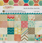 Crate Paper  The Pier  12 x 12 Paper Pad Save 50