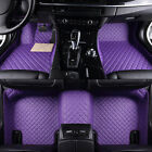 New Set Car Floor Mats For Ford Mustang 2007-2016 Fs945 Waterproof Mat 8 Colors