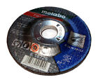 5x Metabo Flexiamant Angle Grinder Steel Cutting Discs. 115 x 6.8 x 22.2 mm Disc