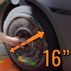 Rimbrim - Protect Wheels Calipers And Discs From Tire Shine Overspray