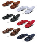 Hawaiian Style Jesus Sandals Jandals Brown Navy Black White Red Chestnut Rubber