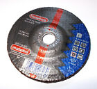 5x Metabo Flexiamant Angle Grinder Steel Cutting Discs. 100 x 6.0 x 16.0 mm Disc