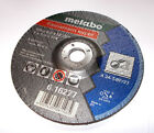 2x Metabo Flexiamant Angle Grinder Steel Cutting Discs. 180 x 6.0 x 22.2 mm Disc