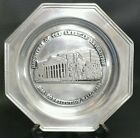 Daughters of the American Revolution Wilton Pewter c1980 Constitution Hall