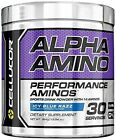 Cellucor Alpha Amino 30 Servings 4th GENERATION Blue razz Fruit Punch Alpha Amin
