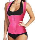 Plus Size Waist Trainer Vest Tummy Control Corset Shaper Weight Loss Tank VA3