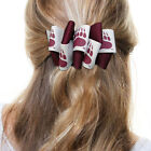 Montana Grizzlies Womens Mary Loop Hair Bow College
