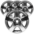16 Machd Metallic Silver Rim by JTE for 2006 2007 Saturn Ion 16x6 Set of 4