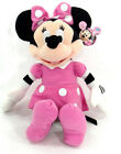Licensed DISNEY Clubhouse MINNIE MOUSE Soft PLUSH DOLL Toy LARGE 18 PINK Gift
