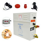 6KW Steam Generator Home SPA Shower Sauna Bath+ST 135M Controller Humidifier