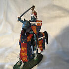 Vintage Traditional Knight The Black Prince Edward Prince of Wales