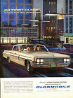 1962 Oldsmobile Car Ad Dynamic 88  x600
