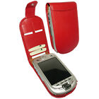 Piel Frama 829 Red Leather Case for Audiovox PPC 6600 PPC 6601 XV6600