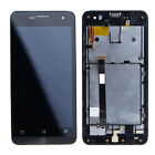 for Asus Zenfone 5 LCD Display Touch Screen Digitizer Glass Assembly+Frame Black