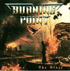 BURNING POINT - THE BLAZE - CD NEW 2016 BONUS TRACK
