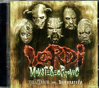 LORDI - MONSTEREOPHONIC: THEATERROR VS. DEMONARCHY - CD NEW !!! 2016